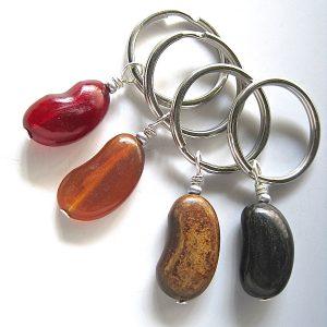 Kidney Key Rings
