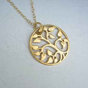 24K-matte-gold-tree-of-life-pendant