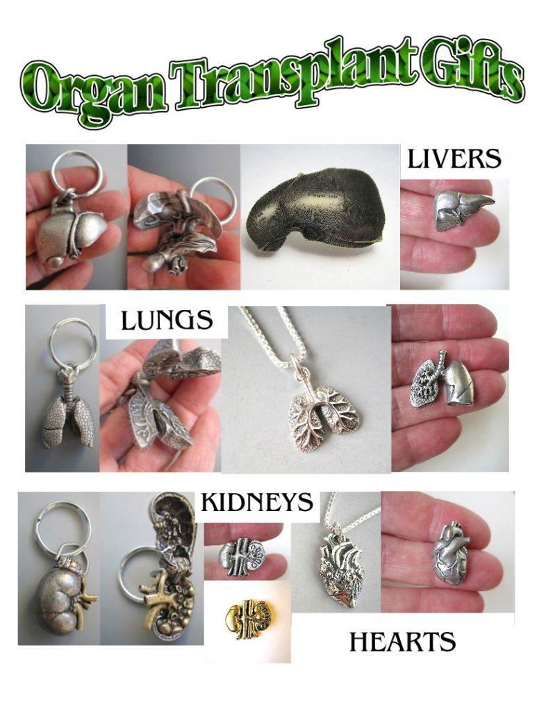 Transplant Organ Gifts